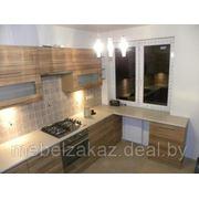 Кухня угловая на заказ фото