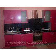 Кухня глянец фото