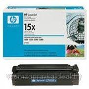 Заправка картриджа HP LaserJet 3380 (15A) фото