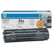 Заправка картриджа HP CB435A для HP LJ P1005/P1006 фото