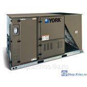 Крышный кондиционер York, наружного исполнения (руфтоп), серии PREDATOR™, подключение воздуховода сбоку или снизу, возможность работы в суровом фото