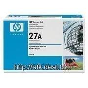 Заправка картриджа Hewlett -Packard HP LJ 4000 фото