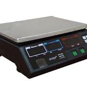 Весы торговые электронные ACS-15 (ACS-30) фото