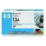 Заправка картриджа Hewlett -Packard HP LJ 1300 series фото