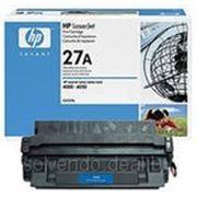 Заправка картриджа Hewlett-Packard C4127A фото