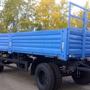 Прицеп грузовой 8332 НЕФАЗ, Прицепы фото