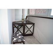 Тумба на балкон фото