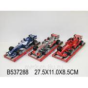 Машина fa63 гонка, инерционная, со светом и звуком, под колпаком 27,5*11*8,5см (834524) фото