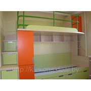 Мебель для детской по индивидуальному эскизу фото