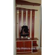 Мебель в прихожую по индивидуальному эскизу фото