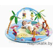 Развивающий коврик Tiny Love Тропический остров фото