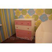 Мебель для детской комнаты по индивидуальному заказу фото
