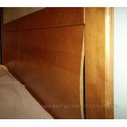 Изготовление мебели с гнутыми фасадами фото