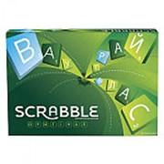 Настольная игра Scrabble оригинал (укр.), Mattel фото