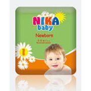 Подгузники Nika Baby фото