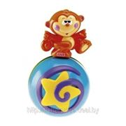 ПРОКАТ игрушки Музыкальный шар «Обезьянка» Fisher-Price фото