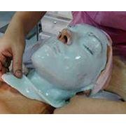 Альгинатная маска MOISTURIZING с ромашкой фото