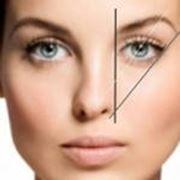 Коррекция бровей (моделирование, создание контура) фото