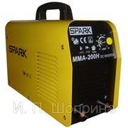 Аренда прокат сварочного инвертора SPARK MMA200 фото