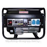 Прокат и аренда электрогенератора KIORITS DP3000CX фото