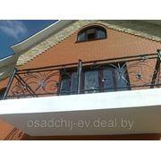 Ограждение для балкона фото