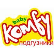 Подгузники детские Komfy фото