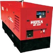 Аренда экономичной передвижной дизельной электростанции (генератора) мощностью 220 кВт MOSA GE275 VPSX фото
