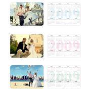 Изготовление календарей карманных с ламинацией фото