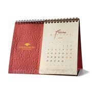 Настольные календари (домики) фото