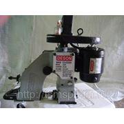 Мешкозашивочная машинка ручная портативная Deson DA-R. фото