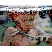 Пазл А5 на 80 элементов фото