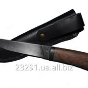 Охотничий нож «Горец» дамасская сталь фото