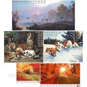 Печать постеров (плакатов, афиш, календарей) фото