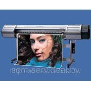 Печать на банере фото