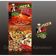 Дизайн полиграфии (визитки, буклеты, флаера, листовки, афиши, дисконты и прочее) фото