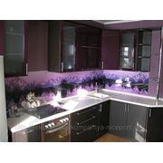 Декоративное стекло на шкафы, фасады,скинали, Минск фото