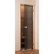 Двери для саун из стекла (Финляндия) фото