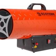 Аренда тепловой пушки Ecoterm GHD-501 50 кВт фото