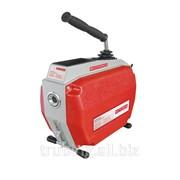 Электрическая прочистная машина ROKING для прочистки труб от 20 до 150, комплект спиралей 16 и 22мм. фото