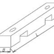 Ригель для ж/д настилов пешеходных типа Пп, Р-2п фото