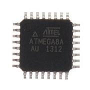 Микроконтроллер 8-Бит, ATmega8A-AU, TQFP-32 фото