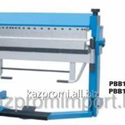 Станки листогибочные сегментные Stalex PBB 1020/3SH, 1270/3SH фото