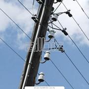 Изоляторы линейные штыревые фарфоровые ШФ 10 Россия фото