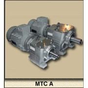 Мотор-редуктор цилидрический MTC A фото