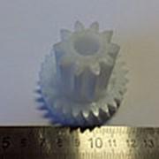 Z103.04 Шестерня средняя для мясорубки Гамма 7,2 (D-50/30) фото