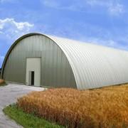 Строительство зернохранилищ фото