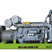 Дизель генераторы DGPR 1125 - 1401 фото