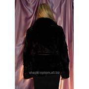 Куртка из кусков норки №005ШУБ фото