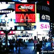 Рекламные дисплеи фото
