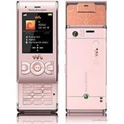 Sony Ericsson W595 pink Оригинал фото